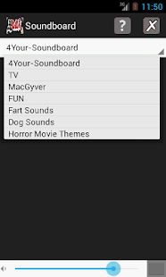 Your Soundboard (Ad-Supported)- screenshot thumbnail