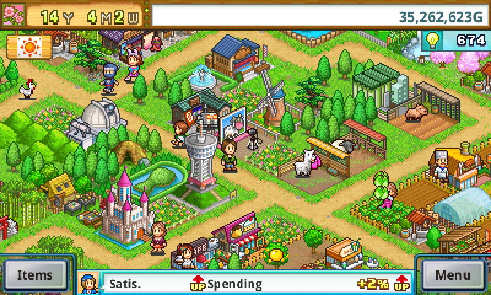 Pocket Harvest screenshot #22