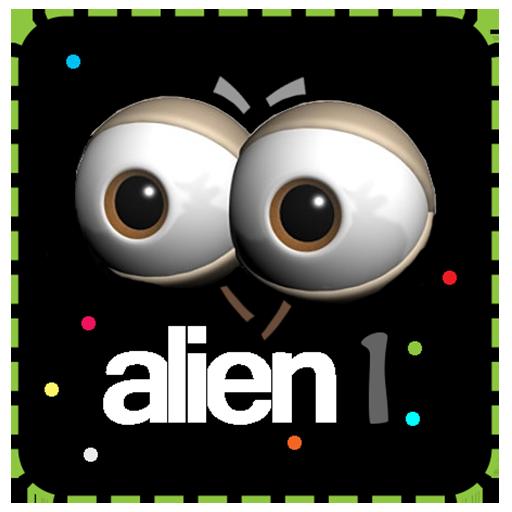 Alien Planet LOGO-APP點子