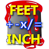Feet Inch Material Calculator