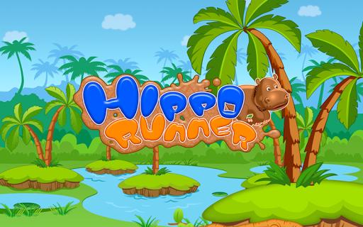 Tiny Hippo Run