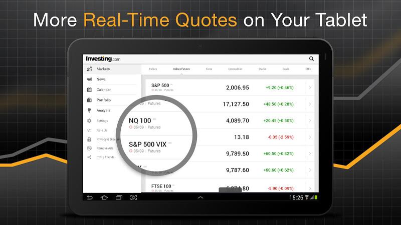 Stocks, Forex, Bitcoin, Ethereum: Portfolio & News Screenshot 9