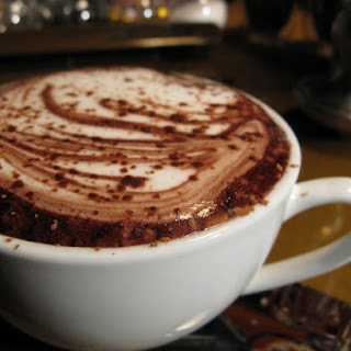 Mexican Hot Chocolate.
