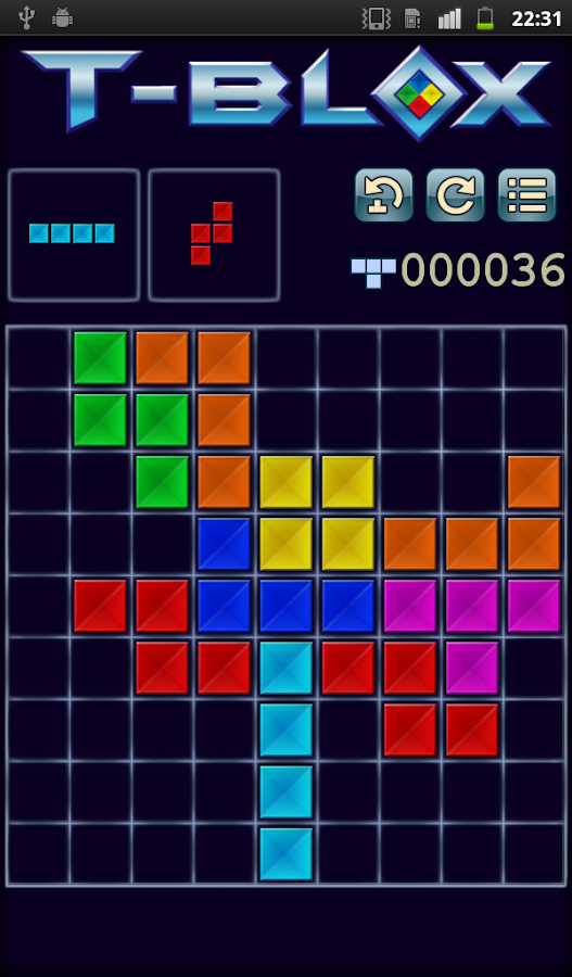 T-BLOX- screenshot