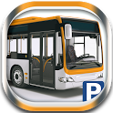 Real Bus Parking icon