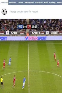 Watch Football Live Streaming - screenshot thumbnail