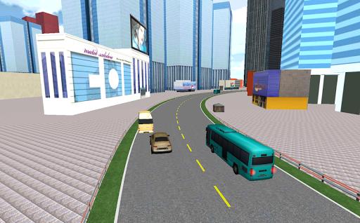 バスの挑戦3D II