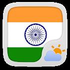 Hindi Language GO Weather EX icon
