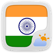 Hindi Language GO Weather EX