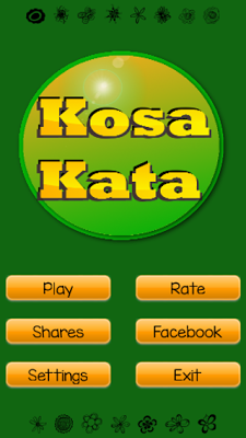 Kosa Kata - screenshot