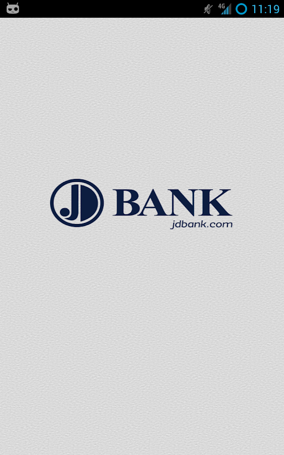 JD Bank Mobile - screenshot