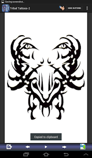 Tribal Tattoo Designs Set-2 - screenshot thumbnail