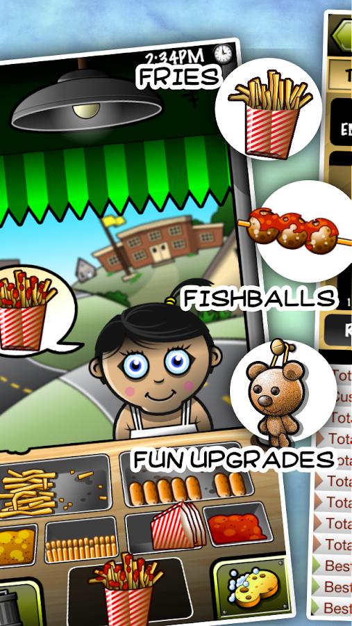 Streetfood Tycoon- screenshot