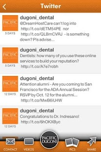 Dugoni School of Dentistry - screenshot thumbnail