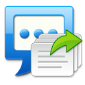 Handcent GroupSMS Plugin 9 logo