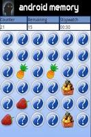 Screenshot of Android Memory