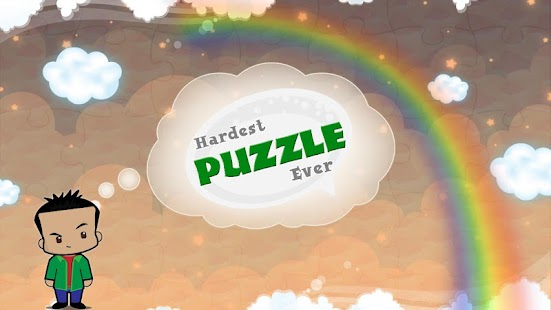 Hardest Puzzle Ever- screenshot thumbnail