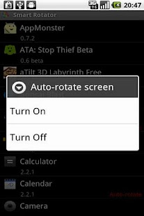 Smart Rotator- screenshot thumbnail