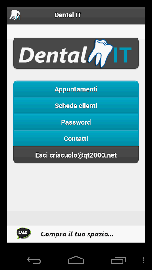 Dental IT- screenshot