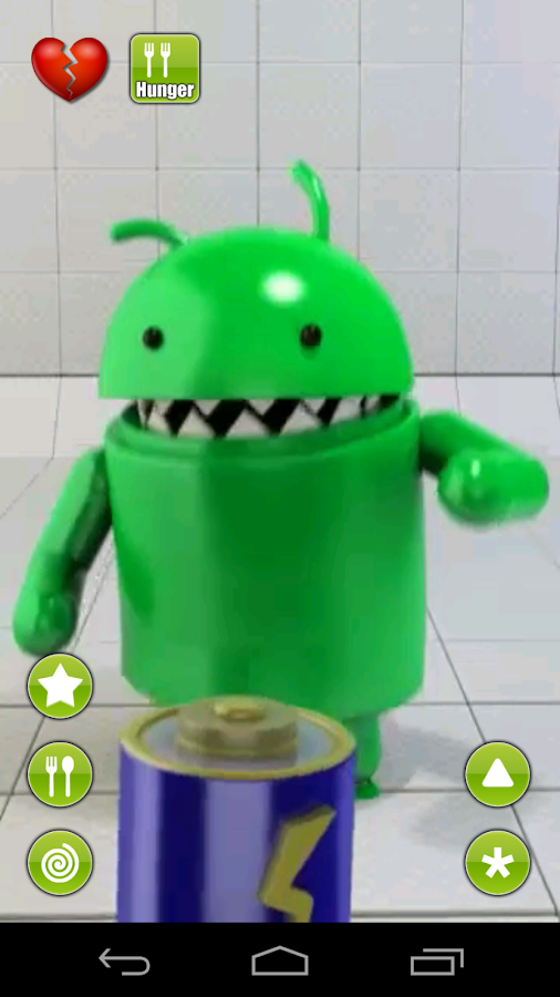 Talking Droid - screenshot