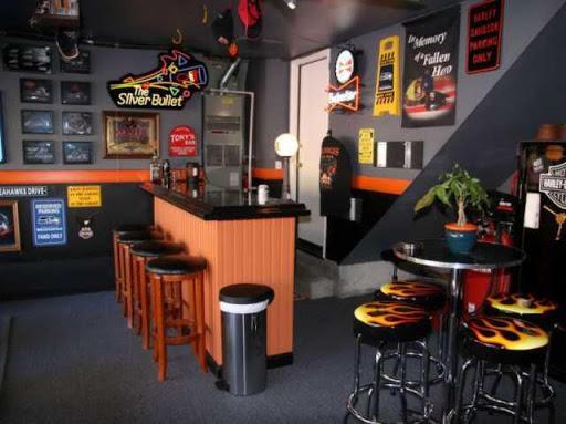 Ideas for Garage Bar