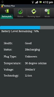 Battery Plus - screenshot thumbnail