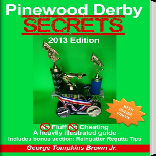 【免費書籍App】Pinewood Derby Secrets App-APP點子