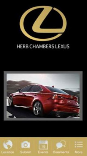 Herb Chambers Lexus of Sharon