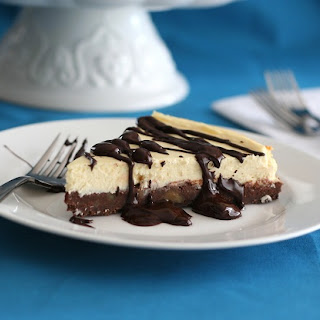 Brownie Cheesecake – Low Carb and Gluten-Free.
