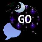 GO SMS THEME/HalloweenMoon1 icon