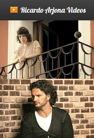 Ricardo Arjona Videos - screenshot