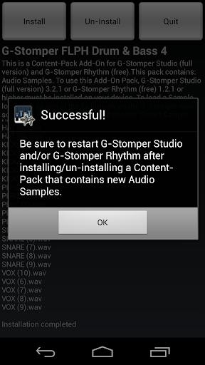 G-Stomper FLPH Drum & Bass 4 screenshot 2