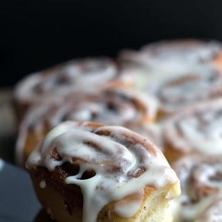 Quick Rise Cinnamon Rolls – You won't believe it!