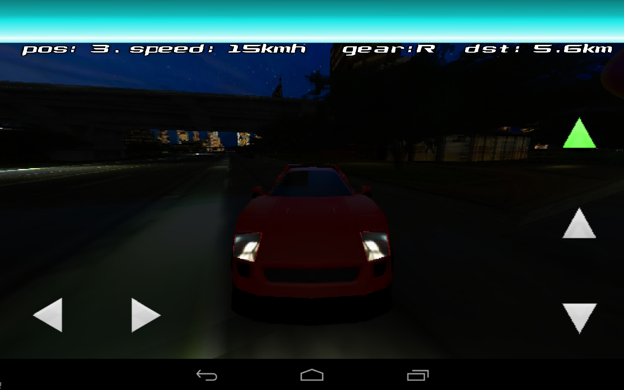 [Dev] Open4Speed by L.Vonásek - screenshot