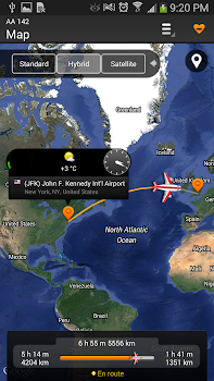 Airline Flight Status Tracker and Travel Planner