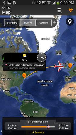Airline Flight Status Tracking 1.7.5 screenshot 206380
