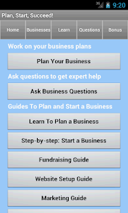 Small Business Coach & Plan- screenshot thumbnail