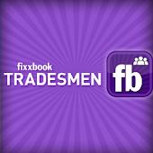 Fixxbook Tradesmen™ mobile