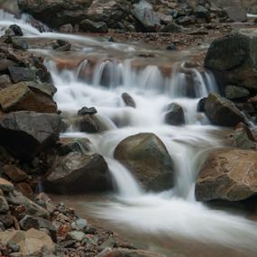 Water and Stone 3 by Husni Mubarok - Nature Up Close Rock & Stone