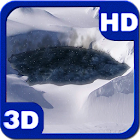 Meteorite Lake Icy Crater icon