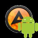 AIMP remote widget logo