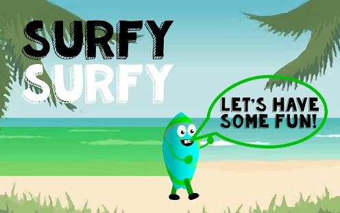 Surfy Surfy Surfboard Subway