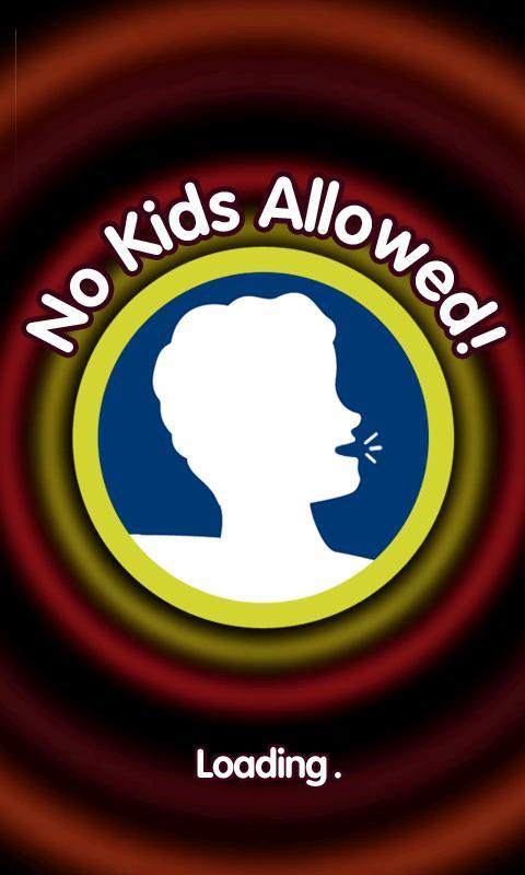 No Kids Around- screenshot