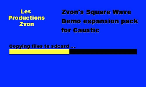 Square Wave soundpack demo screenshot 0