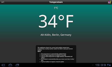 Temperature Free Screenshot 10