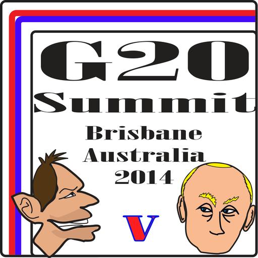 G20 Summit LOGO-APP點子