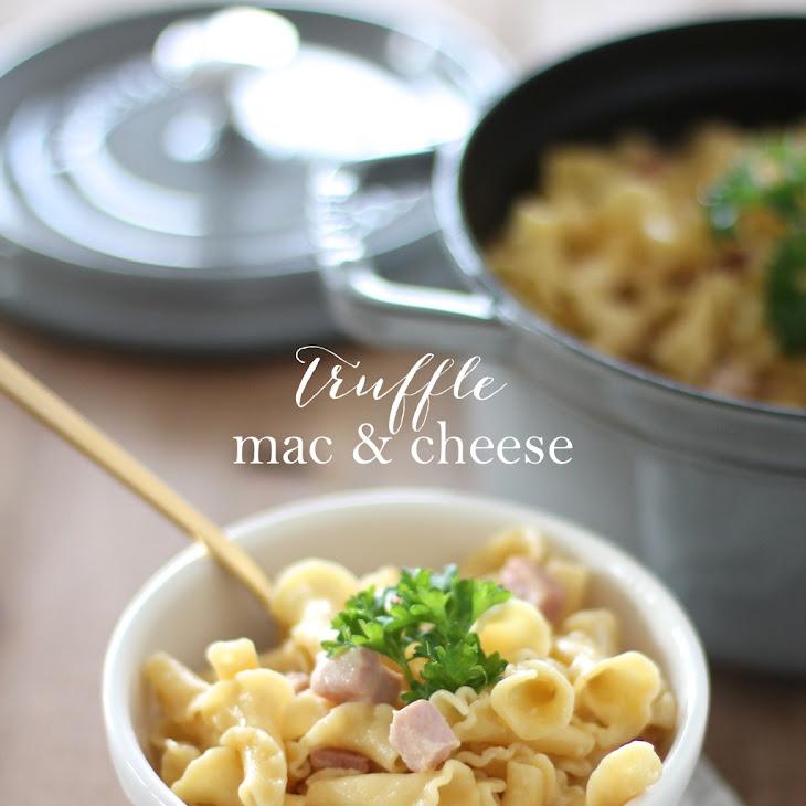 Truffle Mac & Cheese Recipe