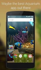 Aquarium Live Wallpaper v1.7.0 build 20010 (Premium)