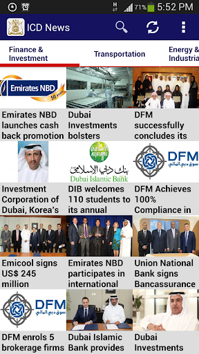 Investment Corporation Dubai