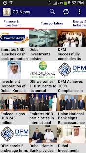 Investment Corporation Dubai - screenshot thumbnail